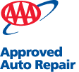 AAA Approved Repair Facility